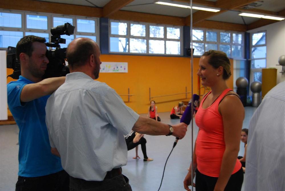 Wolfgang Köppendörfer von Sat.1 im Interview mit Carmen Vollmann