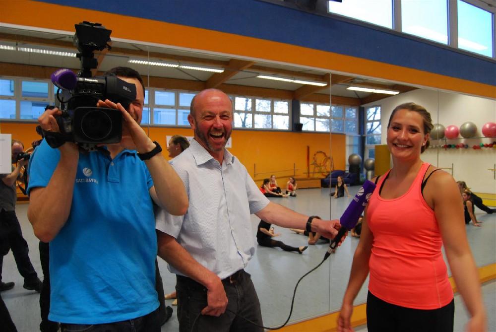 Carmen Vollmann im Interview mit Wolfgang Köppendörfer