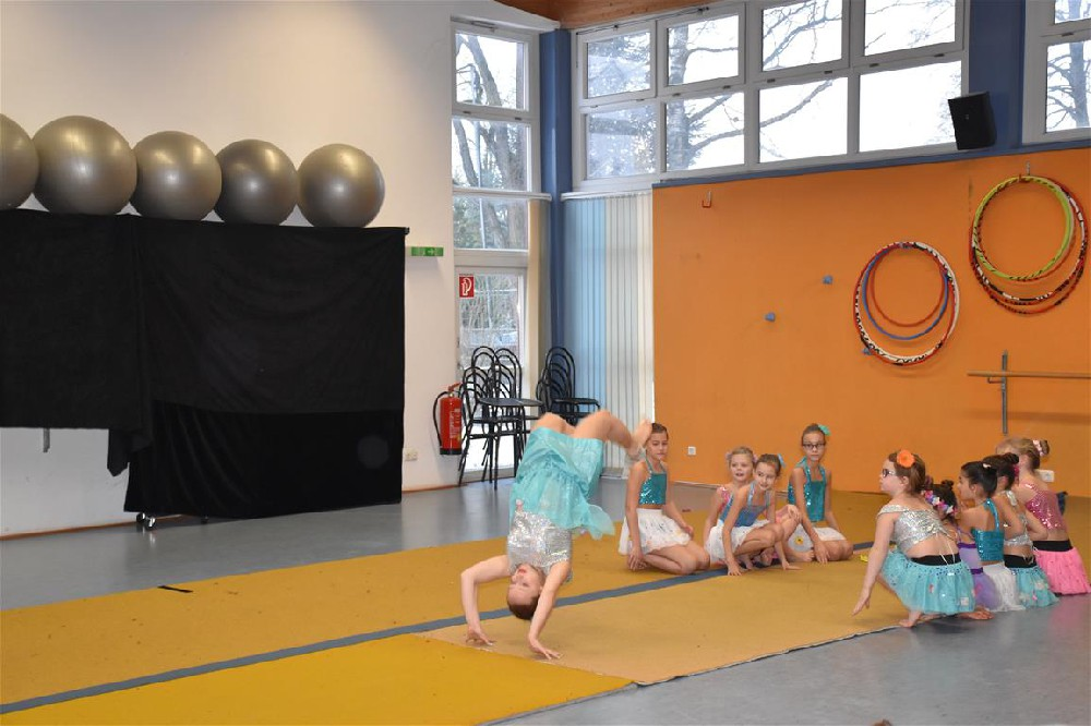Offenes Training 2016