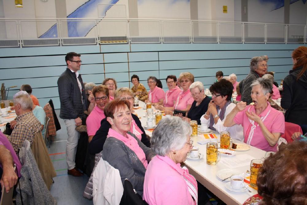 Seniorentreffen des Turngaues