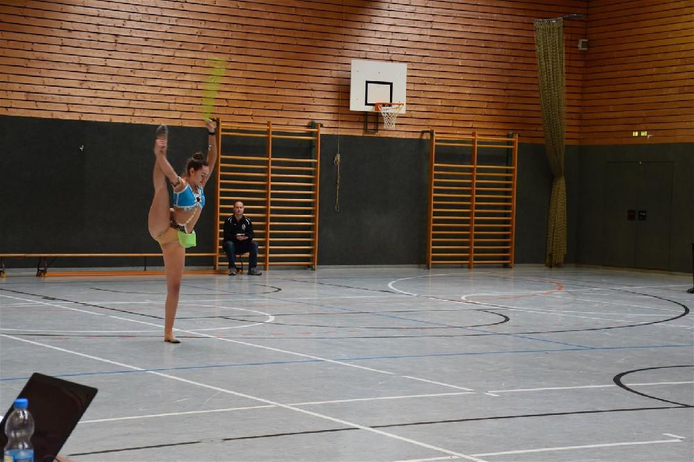 Vereinsmeisterschaft Rhythmische Gymnastik 2016