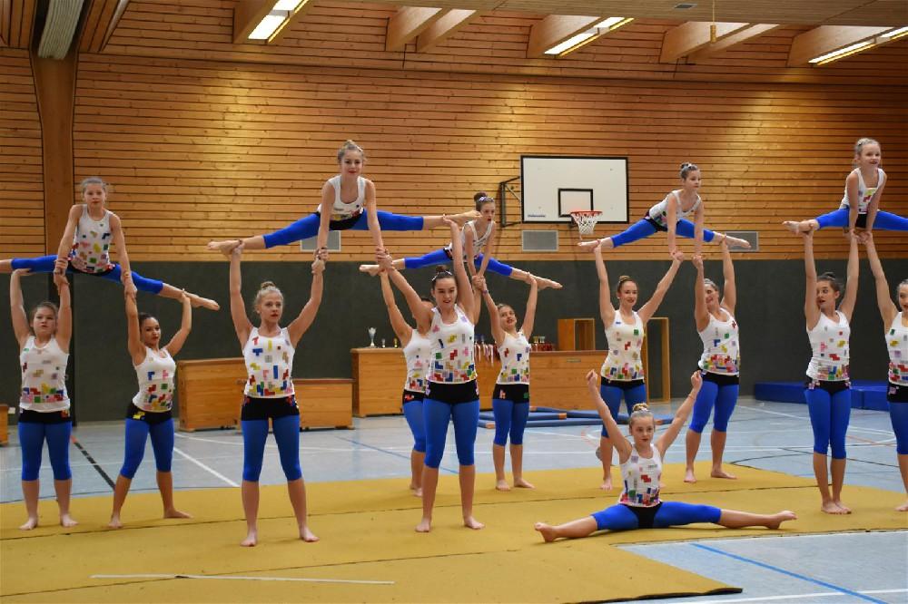 Vereinsmeisterschaft Turnen 2016