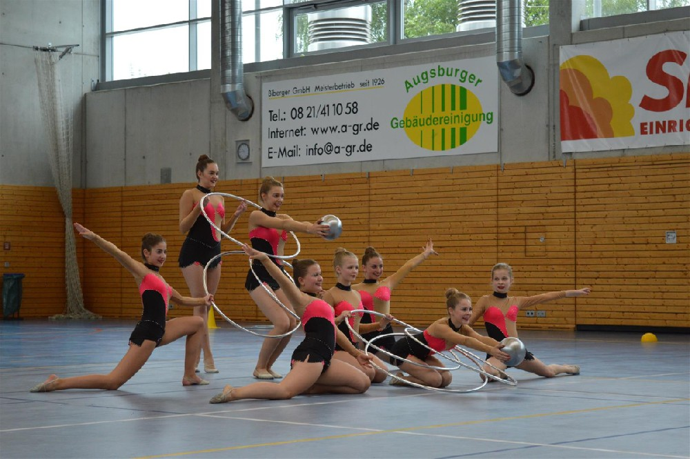 Bayerische Meisterschaft 2016