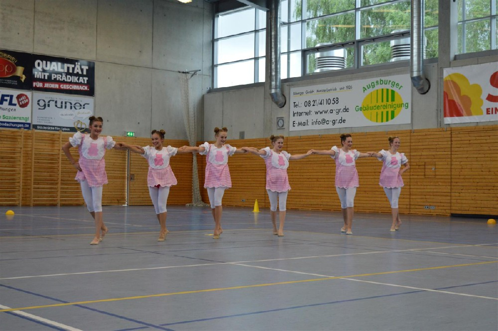 Bayern-Cup DTB-Dance 2016