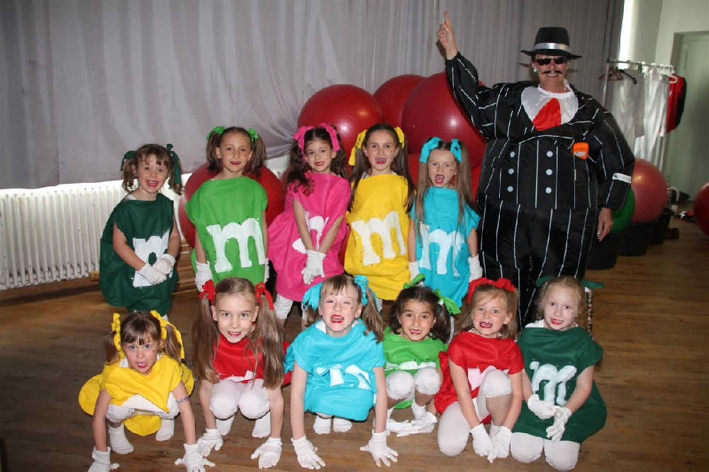Tanzgruppe Crazy Kids