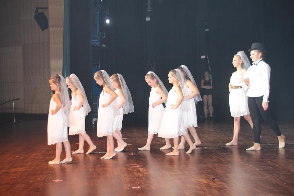Tanzgruppe Celebration Kids