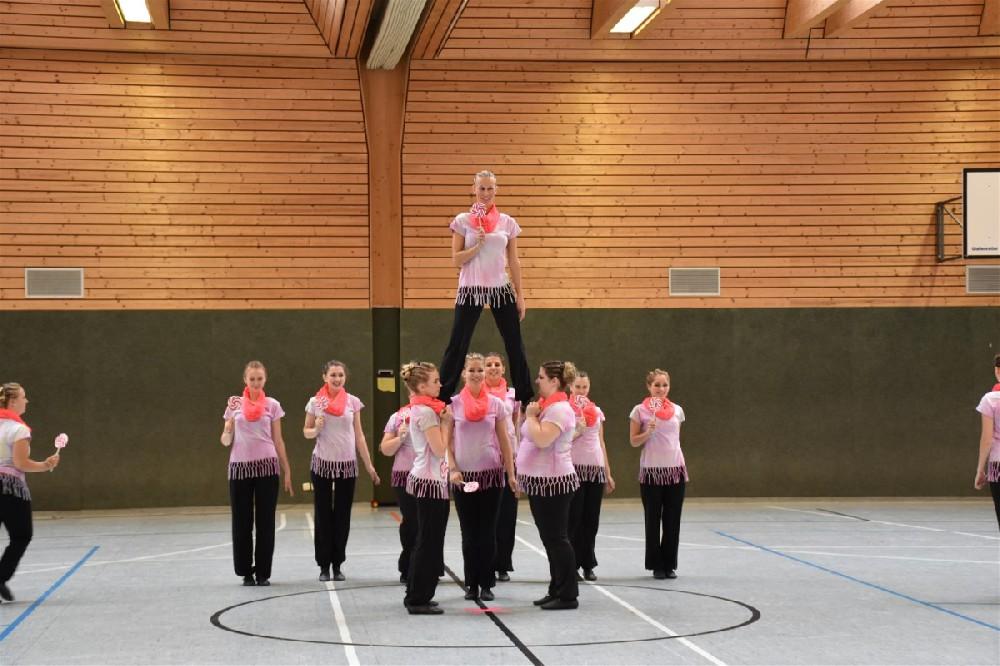 Tanzgruppe Cosmic Dancers