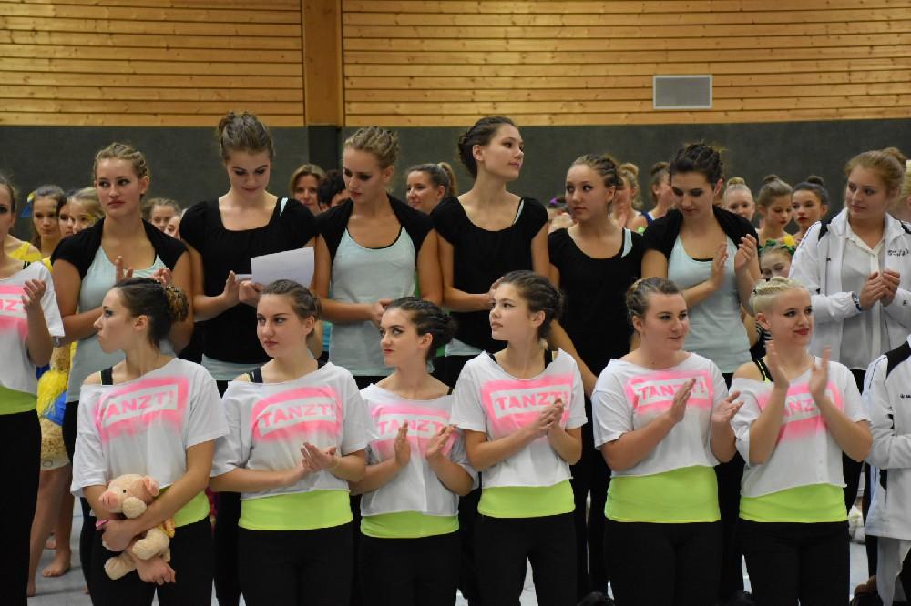 Wettkampfwochenende Dance
