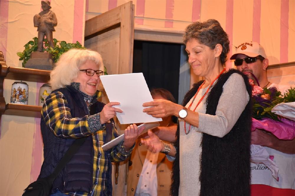 Beatrix Mayer - 50 Jahre