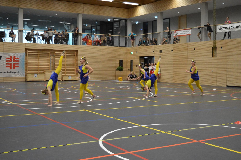 Bayerische Meisterschaft Gymnastik und Tanz