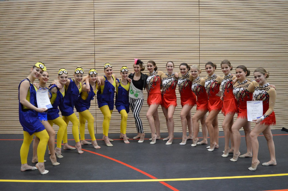 Bayerische Meisterschaft Gymnastik und Tanz 2017