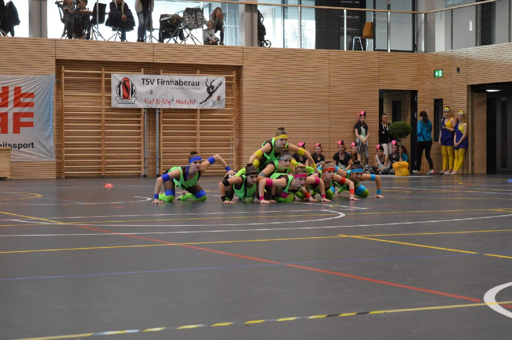 Bayern-Cup DTB-Dance 2017