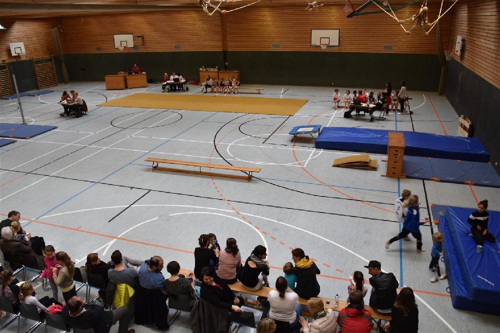 Vereinsmeisterschaft Turnen 2017