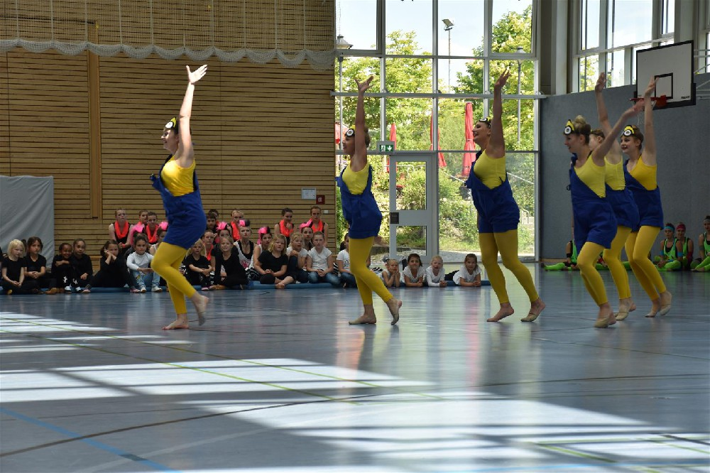 Dance with Friends 2017 in Poing