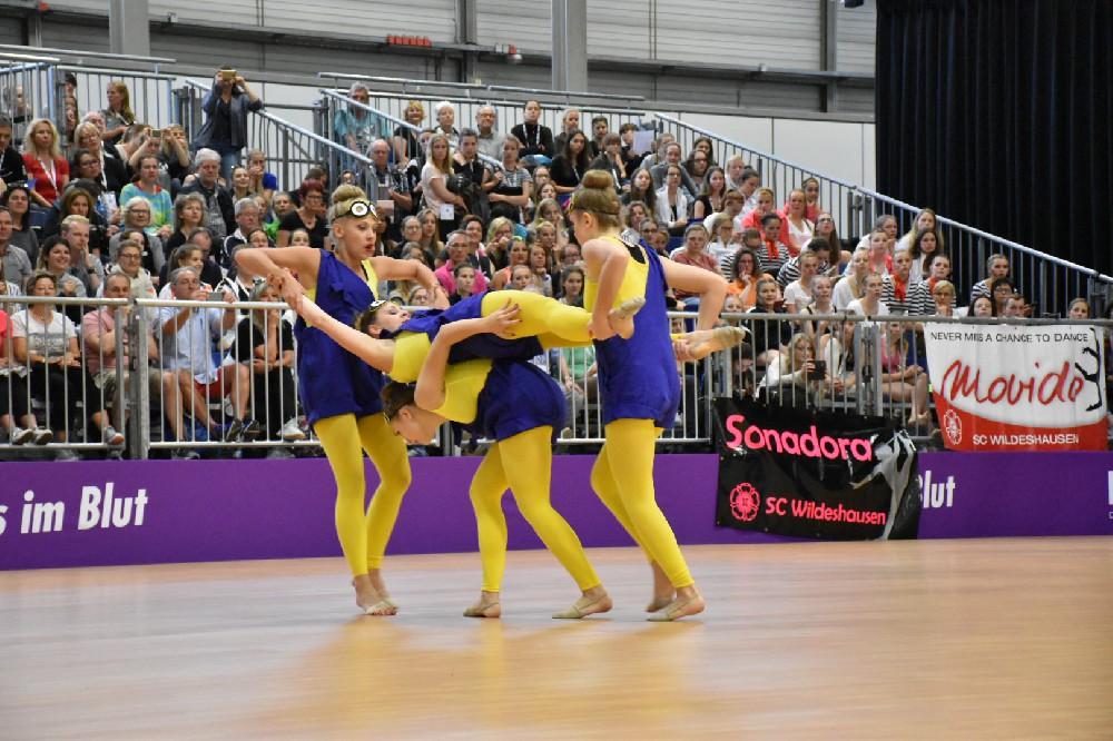 Deutschland-Cup DTB-Dance 2017