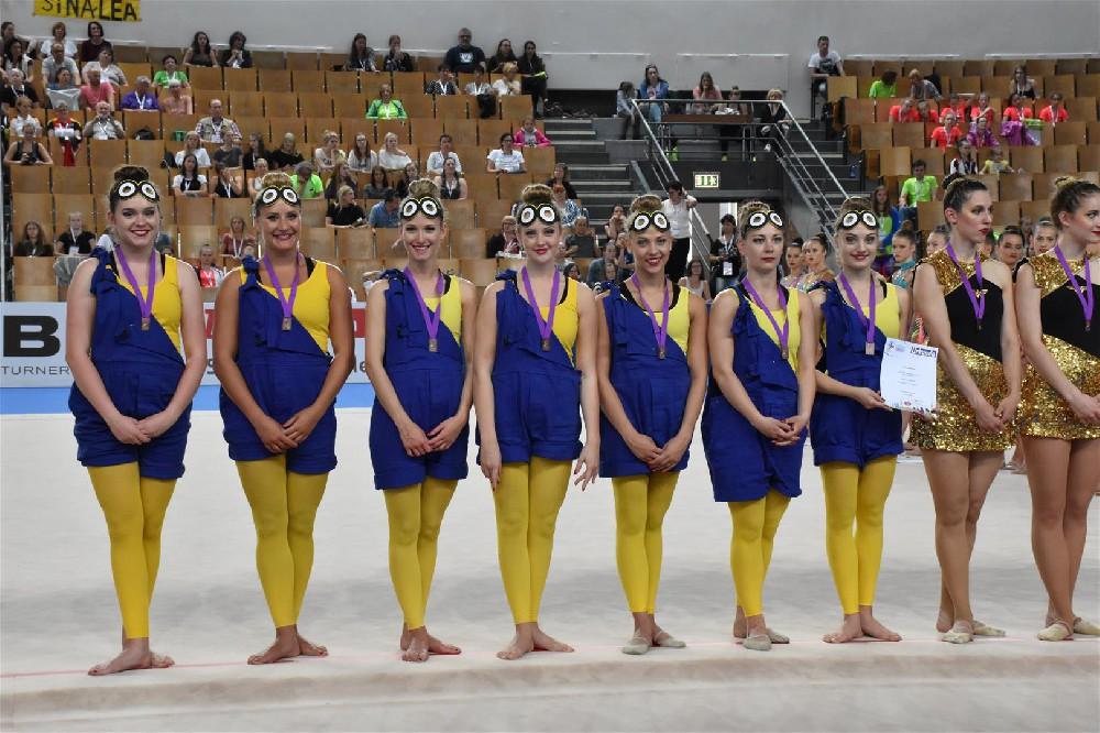 Siegerehrung DTB-Dance