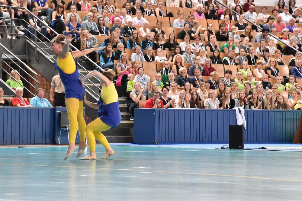 Finale Deutsche Meisterschaft DTB-Dance