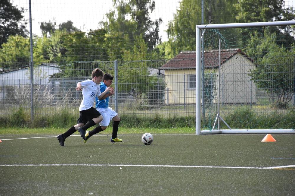 Halbfinale Stadtpokal E-Jugend