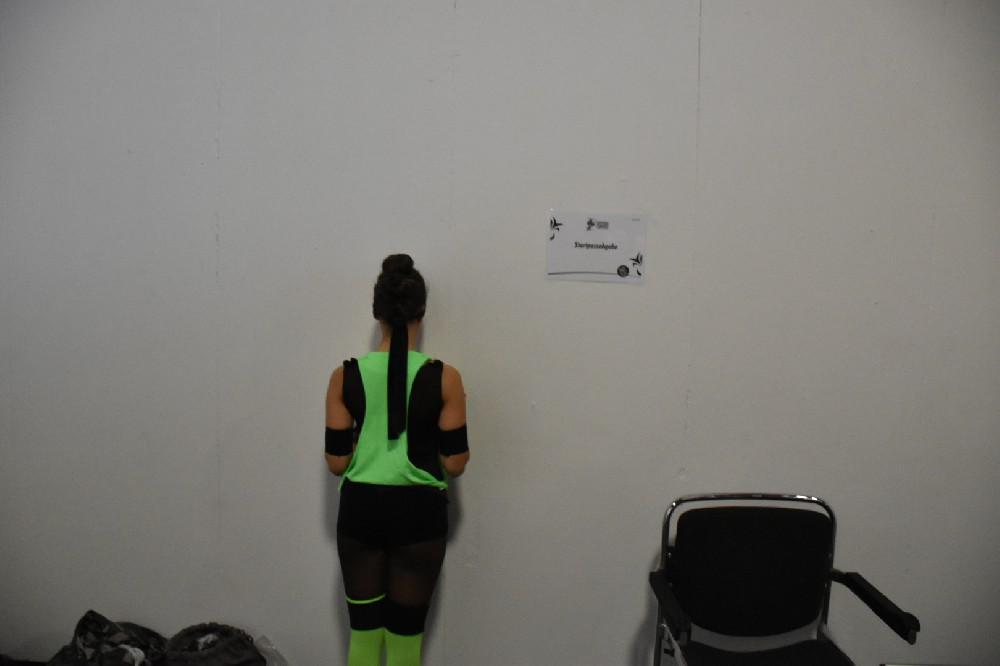 Innere Ruhe finden vor dem Wettkampf