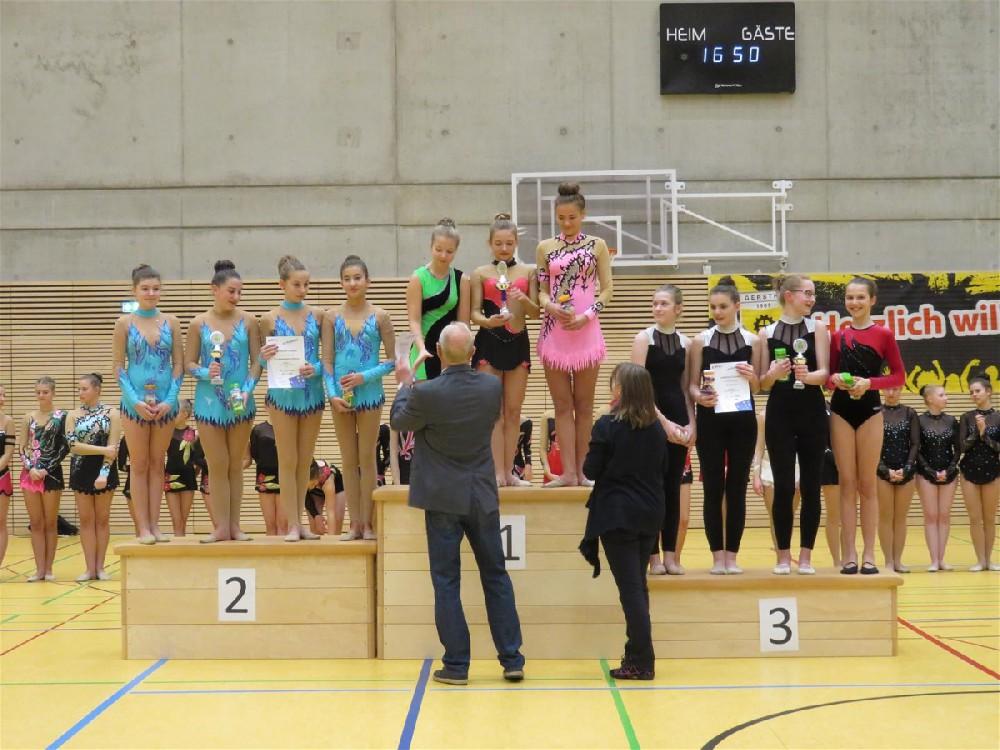 Landesfinale P-Übungen