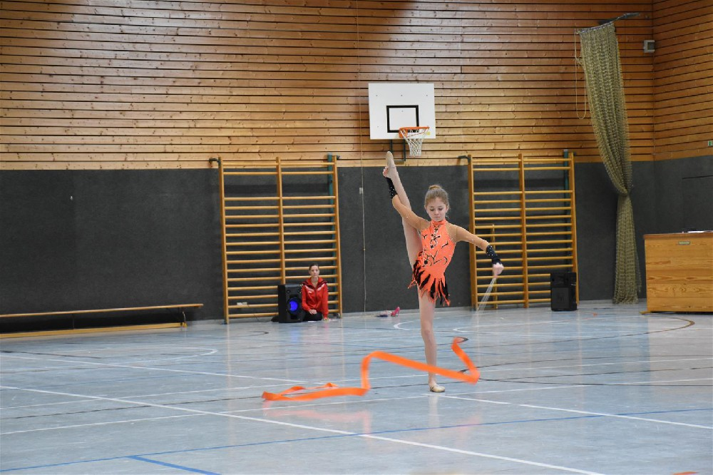 Vereinsmeisterschaft Wettkampfgymnastik