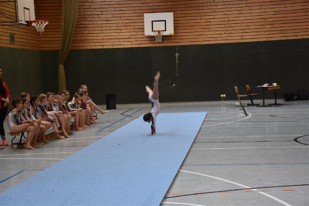 Vereinsmeisterschaft Turnen