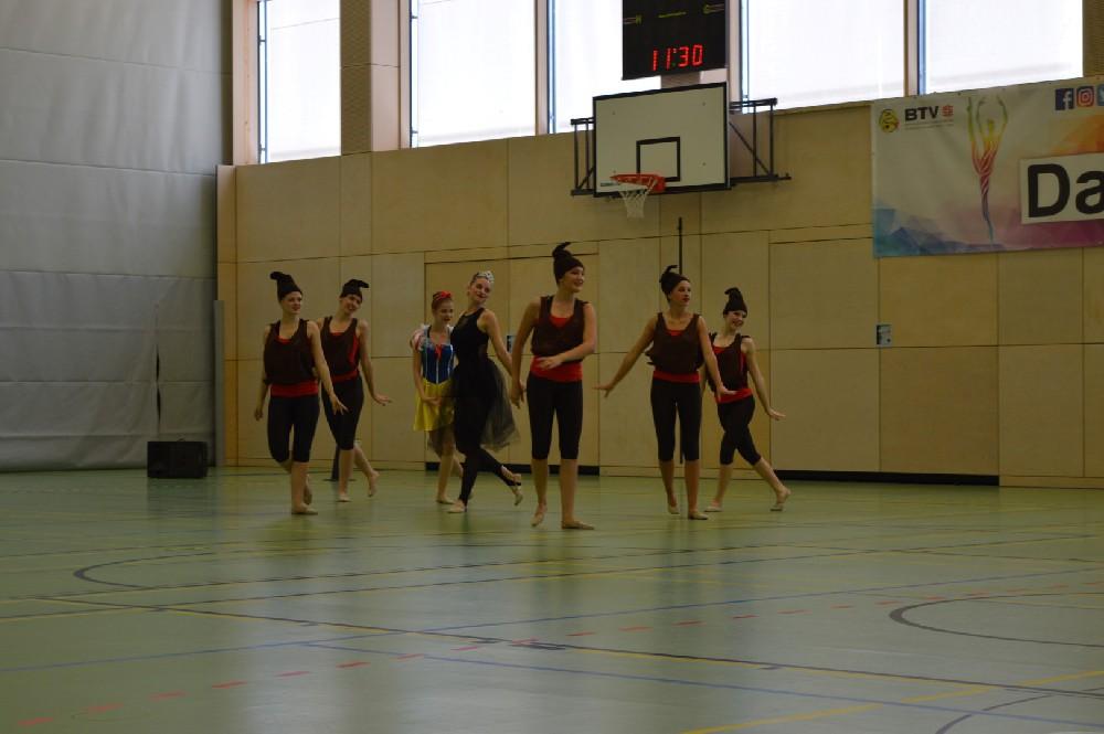 Bayerische Meisterschaft Gymnastik & Tanz