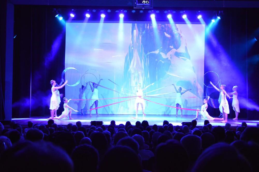 Disney-Tanzgala 2018