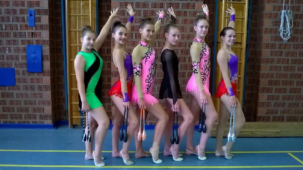 Gauwettkampf P-Gymnastik