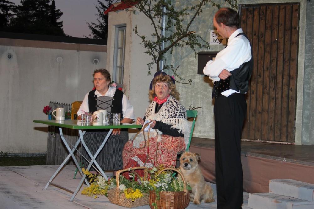 Theater: Die verhexte Mühle