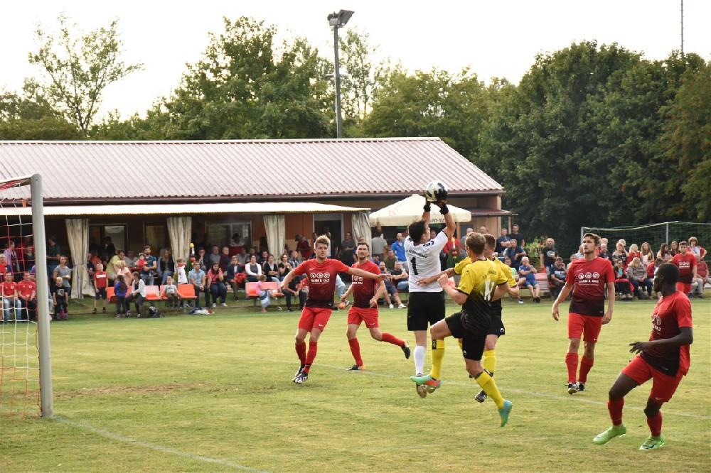 Saisonstart Kreisliga Augsburg Ost