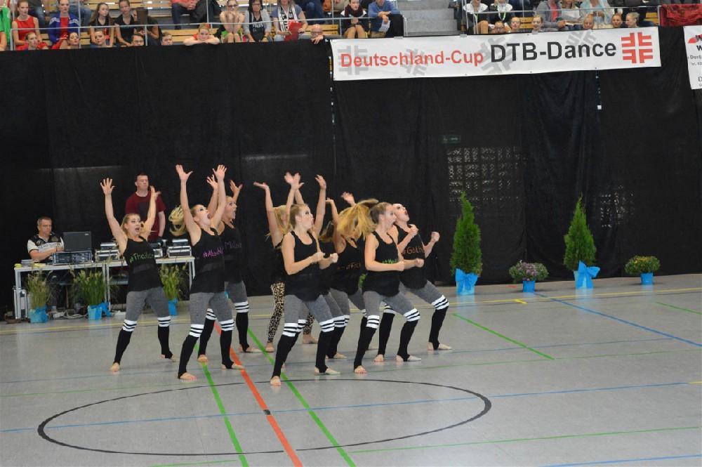Deutschland-Cup DTB-Dance 2018