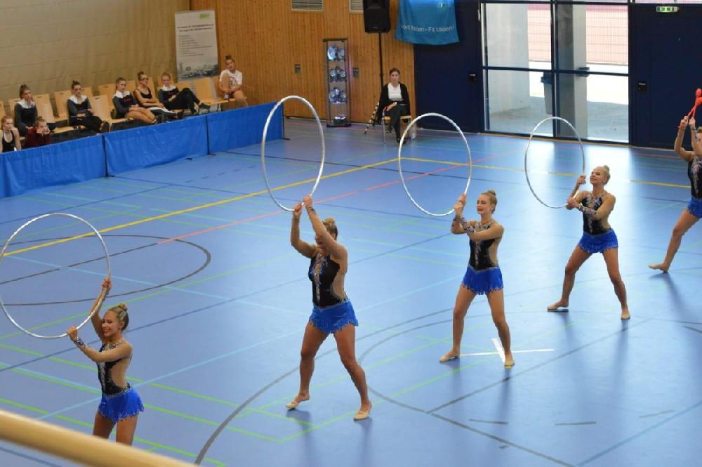 Deutsche Meisterschaften Gymnastik & Tanz