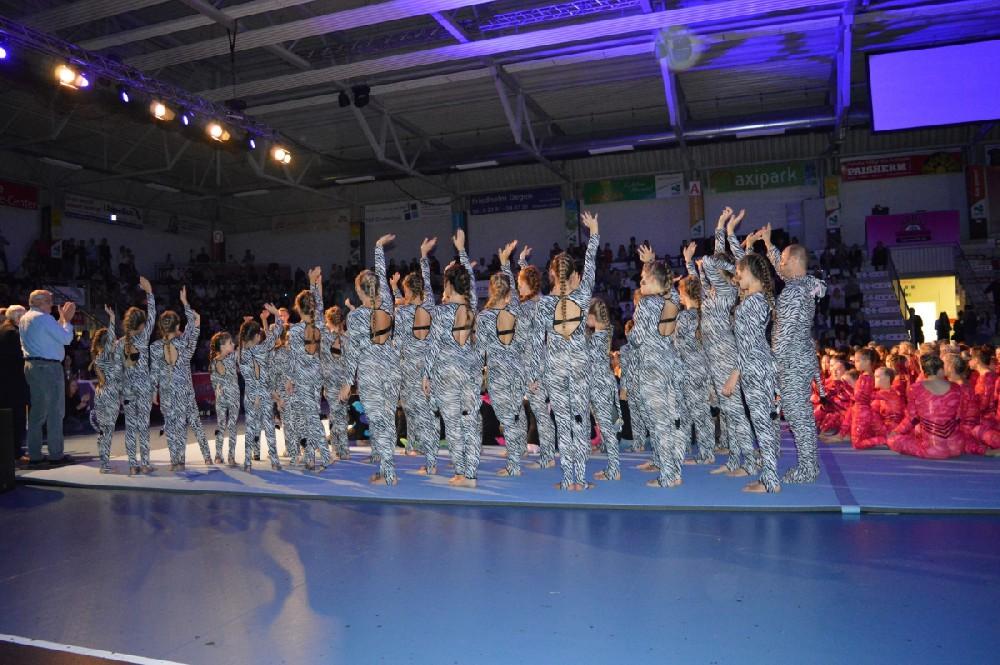 Tuju-Stars Bundesfinale 2018