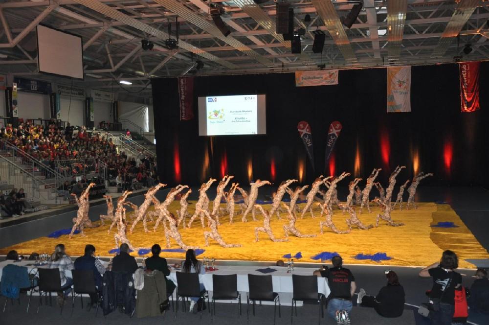 Bundesfinale Tuju-Stars 2018