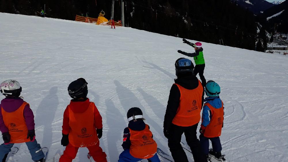 Skikurs Tag 3 in Hochfügen