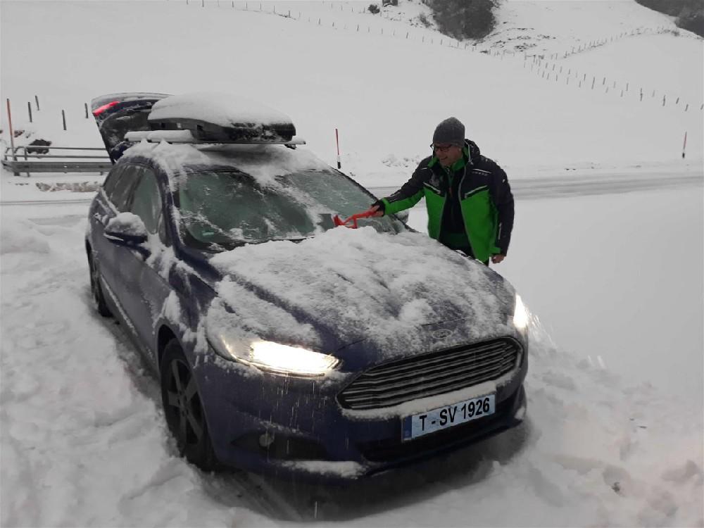 Skilehrer-Fortbildung