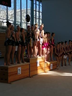 Bayerische Meisterschaft Wettkampfgymnastik 2019