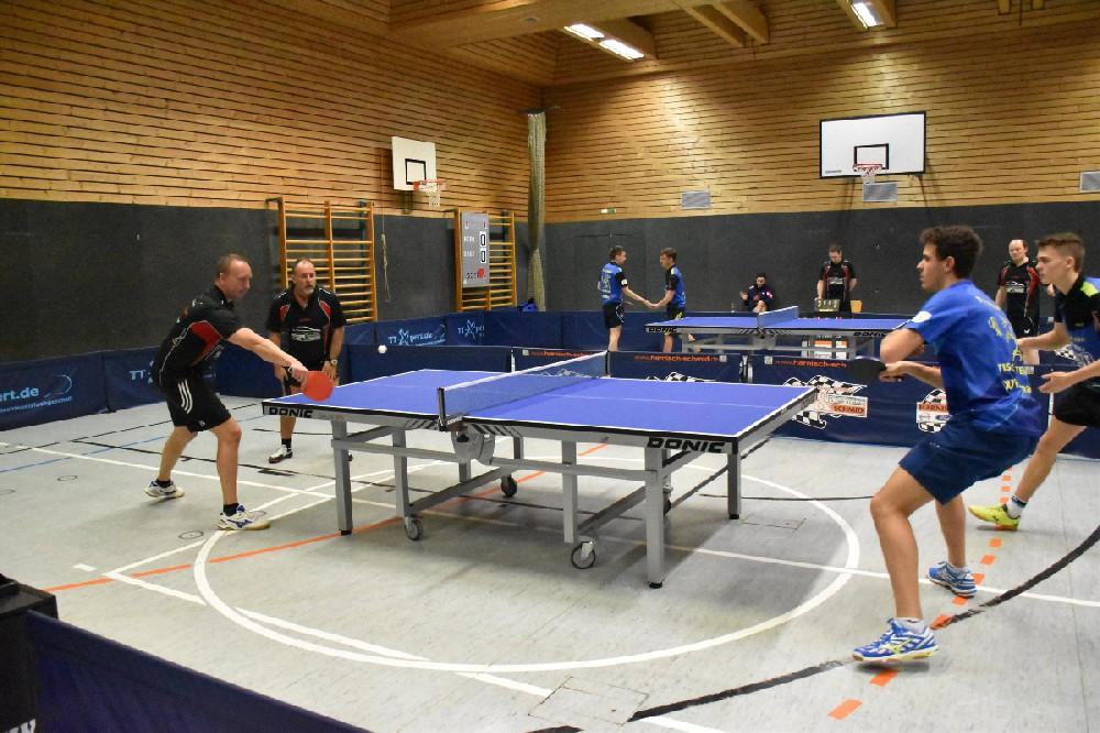 Tischtennis 1. Mannschaft