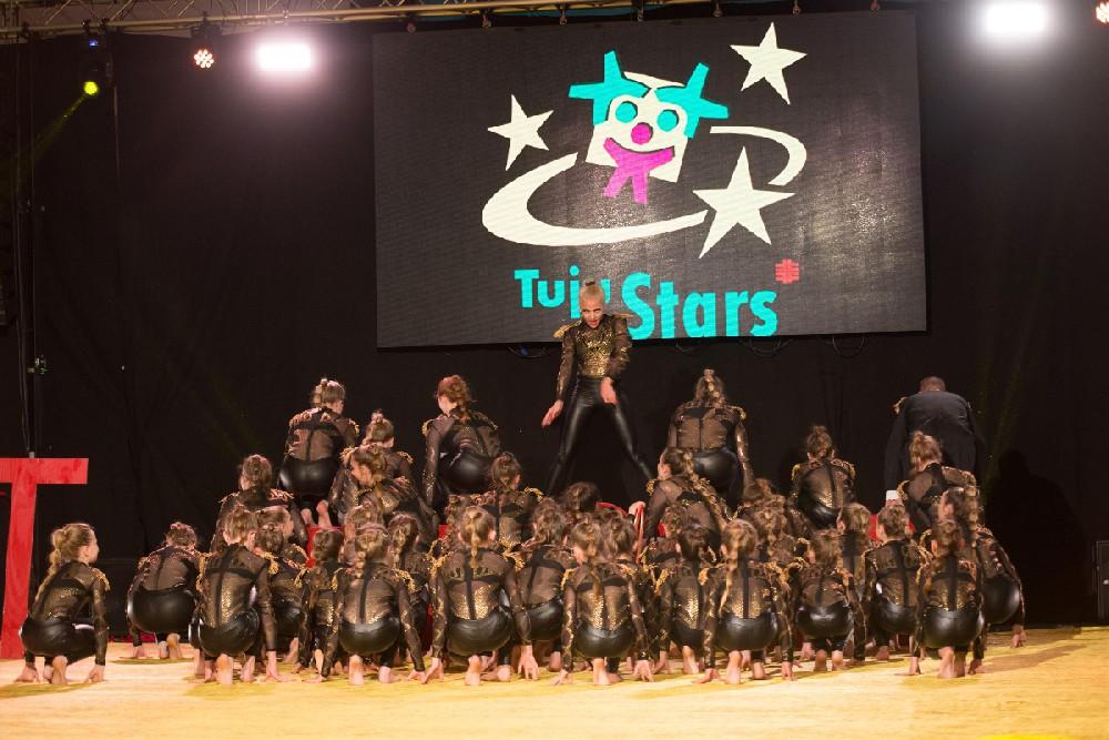 Tuju-Stars Bundesfinale