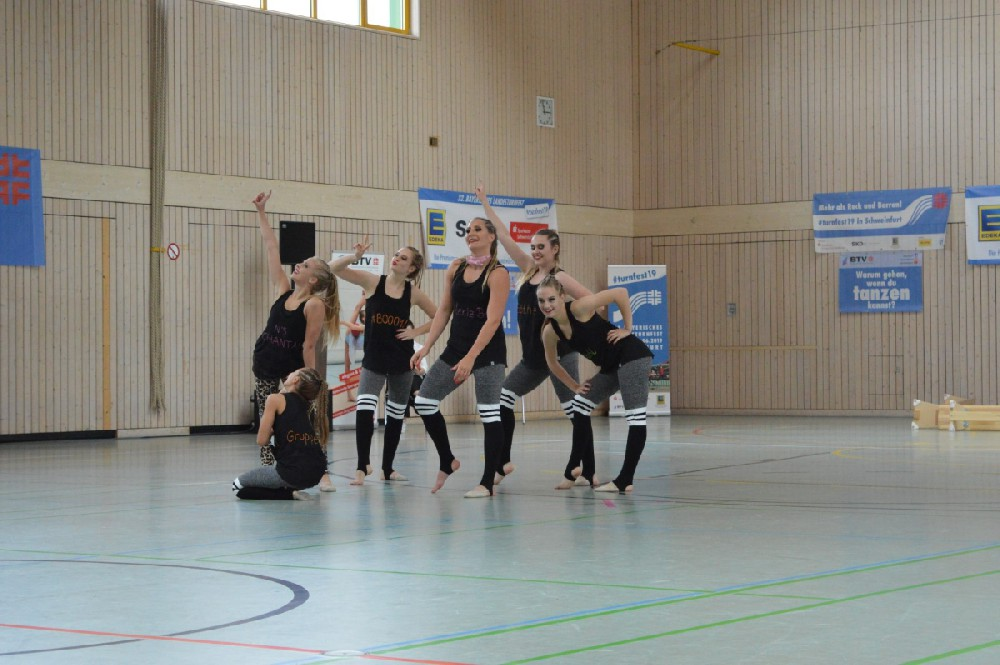 Turnfest19: Wettkämpfe