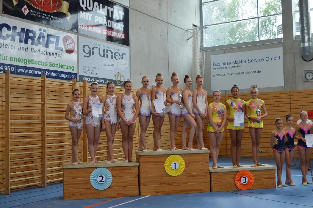 K-Mannschaft Landesfinale
