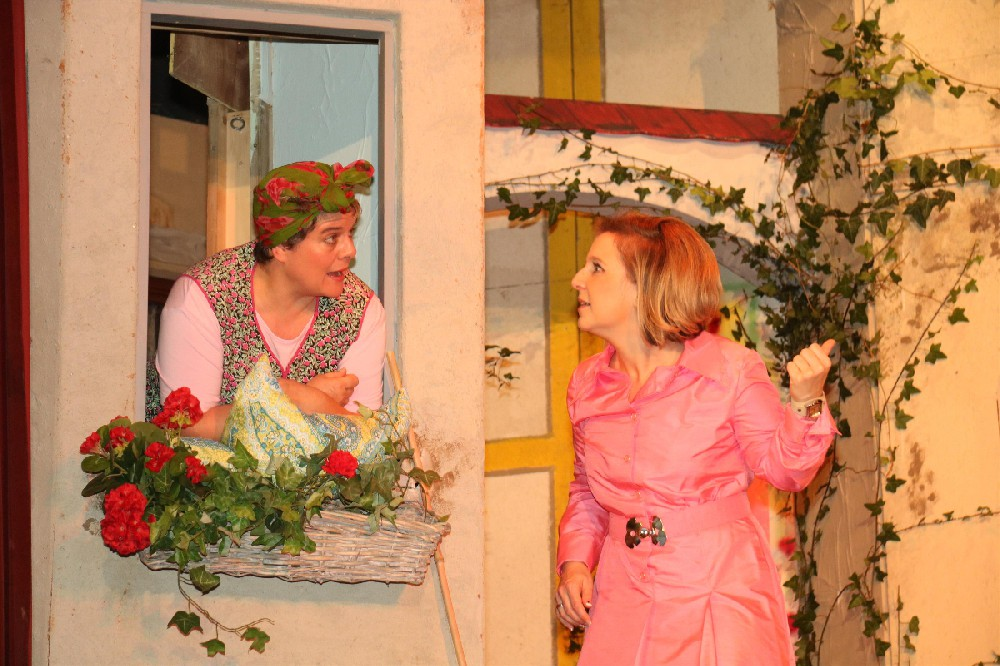 Theater: Quadratratschn-Schlamassl