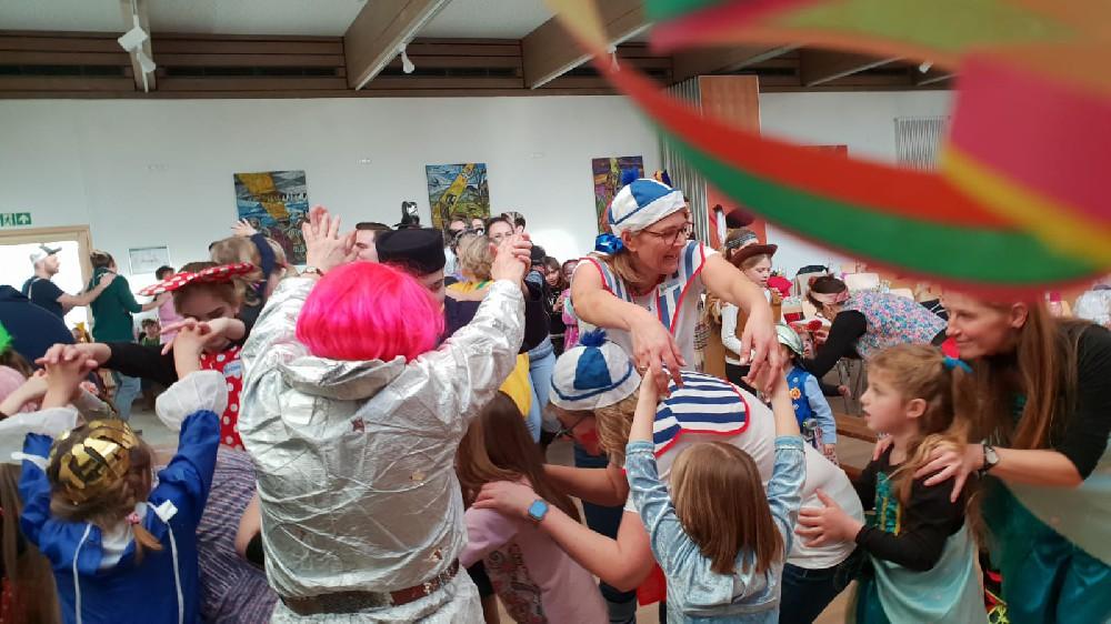 Party im Begegnungszentrum