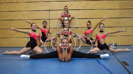 Bayerische Meisterschaft Gymnastik & Tanz 2016
